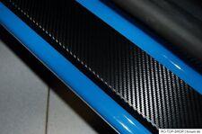 Einstiegsleisten für Renault Clio 4 ab bj.2013 Carbonfolie 160µm stark