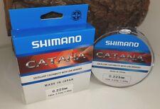 Shimano Catana Spinning 150m 0,225mm 5,40kg  Monofile Schnur NEW OVP ABVERKAUF