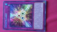 Infinite Light Continuous Trap Card 1st Edition Holo Holographic Yugioh Konami