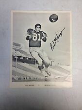 Rick McGeorge Tight End Green Bay Packers Photo-NFL Football 8 x 10