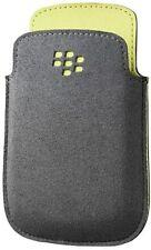 BlackBerry Pocket Microfibre Case for Curve 9220 9310 9320 Grey Green