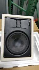"Bohlender Graebner PD-8i in-wall pr 8""planar speakers BG Radia architectural"