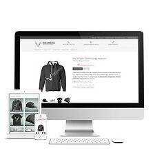 eBay Template Auktionsvorlage Vorlage Design MERITO responsive 2018 HTTPS / SSL