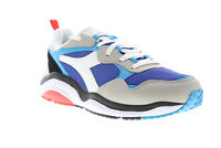 Diadora Whizz Run 174340-C8017 Mens Blue Low Top Lifestyle Sneakers Shoes 7.5