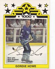 1977-1978 WHL O-Pee-Chee Complete Set 66/66 Very Sharp