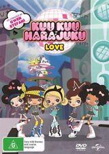Kuu Kuu Harajuku Love DVD NEW Region 4