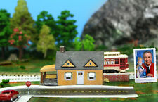 NEW Mister Rogers' Neighborhood house N Scale Building DIY Paper Cutout Kit