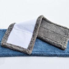 Water Spray Mop Sweeper Cloth Head Replacement Coral Fleece Reusable Pads Set