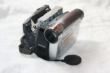 Sony Handycam DCR-HC35E PAL MiniDV Camcorder FAULTY