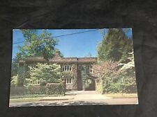 Princeton Theological Seminary Vintage Chrome Postcard New Jersey Unposted