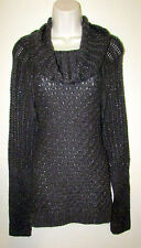 Womans XL Plush Over Sized Cowl Neck Dolman Sleeve Sweater New With Tags
