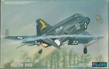 "McDONNELL DOUGLAS F-4K PHANTOM II ""YELLOW BIRD"" 1/72 FUJIMI - MOLTO BELLO"