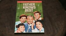 Father Knows Best Season 2 Two - 5 DVD Set (2008) FREE SHIPPING!