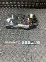 01-02 FORD F250 F350 SUPERDUTY INTERIOR DASH FUSE BOX 1C3T14A067CB