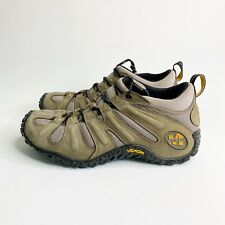Merrell Chameleon Stretch Trail Hiking Shoes Gray Mens Size 9