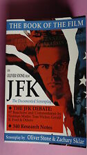 (R6_5_05) JFK: The Book of the Film (Applause Screenplay) - 1992