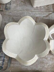 "Jodi Mold 7.5"" Decor Bowl 7 lb Ceramic Slip Casting Mold #1700"