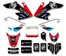 Honda Crf50 Graphics Kit Decals Set Emblem Pit Bike Dirt Motocross Stickers 3M