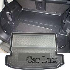 Alfombra Cubeta Protector maletero Nissan X-Trail T32 7 plazas 2014 tapis coffre