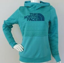 THE NORTH FACE Women's Half Dome Quilted Pullover Hoodie Vistulars Blue sz S~XL