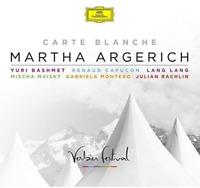 MARTHA ARGERICH-VERBIER FESTIVAL 2007-JAPAN 2 SHM-CD H40