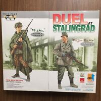 New Generation Duel at Stalingrad Limited Edition 2 Pack NIB Misha Major Kater