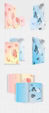 2 pcs BTS BLUE + PEACH ITMFL IN THE MOOD FOR LOVE Pt.2  Bangtan Boys US Shipping