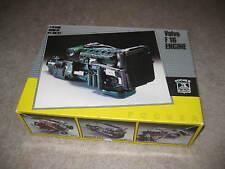 Pocher Volvo F16 Engine  K87 model kit 1/8 scale (complete/unstarted)