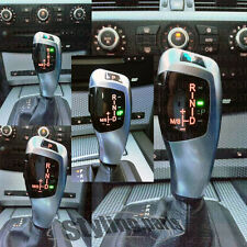 SCHALTKNAUF für  BMW 3er  E90  E91  E92  E93 AUTOMATIK  MIT LED BELEUCHTUNG