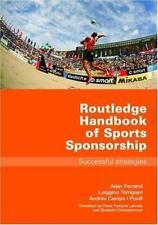 Routledge Handbook of Sports Sponsorship: Successful Strategies, Torrigiani, Lui