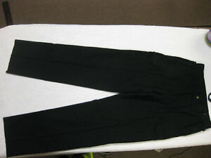 Galls Tactical Cargo Pants Size 34 Black EMS Police  Style TR940
