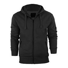 Mens Hoodie Smith & Jones Plazzio Zip Up Hooded Sweater