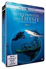 DVD Box/ The Last Frontiers: Geheimnisse der Tiefsee - Deluxe Metallbox !NEU&OVP