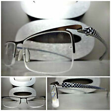 Men Women CONTEMPORARY Style READING EYE GLASSES READERS Carbon Fiber Frame 2.75