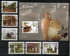 OLIVE OIL INDUSTRY ON PORTUGAL 2008 Scott 3056-3061,3062. MNH