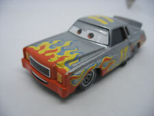 Mattel Disney Pixar Voiture CARS 2 Die Cast Metal 1/55 DARELL CARTRIP