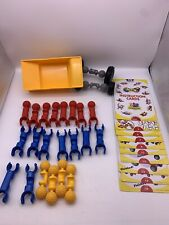ZOOB JR Dump Truck Building Set Instructions for 10 Vehicles 12 Creatures