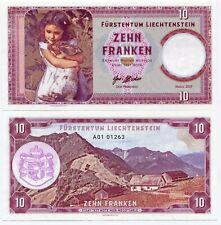 LIECHTENSTEIN 50 HELLER P3 1920 VADUZ UNC SWITZERLAND EURO MONEY BILL BANK NOTE