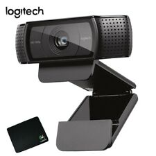 New logitech C920E HD Pro USB 1080p webcam is black.Widescreen Video Calling
