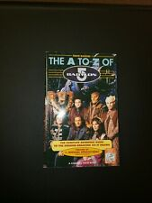 Babylon 5 complete reference guide The A to Z of Babylon 5