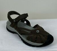 Keen Rose Brown Sandals Hiking Shoes Women's 10.5