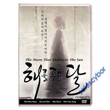 The Moon That Embraces the Sun Korean Drama (5 DVD) Excellent English & Quality.