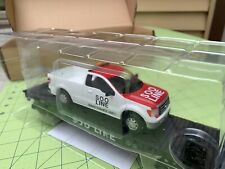 Soo Line Flatcar w/ F150 Maintenance Truck, Menards 279-2642 NEW