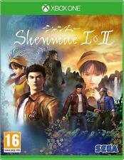 Xbox One Game Shenmue I & II 1 Und 2 New
