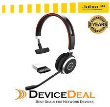 Jabra Evolve 65 Uc Wireless MonoHd Audio Headset - 6593-829-409