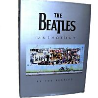 The Beatles Anthology In Their Own Words Music Hardcover 2000 Illustrated Book