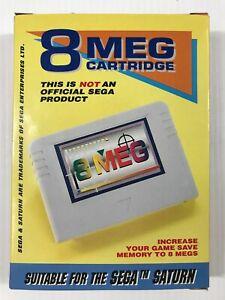 Vintage Sega Saturn EMS 8 Meg Cartridge