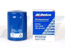 ACDelco PF2232 OEM 6.6 6.6L Duramax Diesel Engine Oil Filter Silverado Sierra