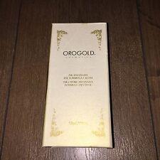 Orogold Cosmetics 24K Intensive Eye Formula Cream - 15g - Brand New & Genuine!