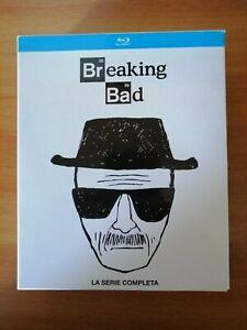 Breaking Bad Serie Completa Blu-Ray White Edition